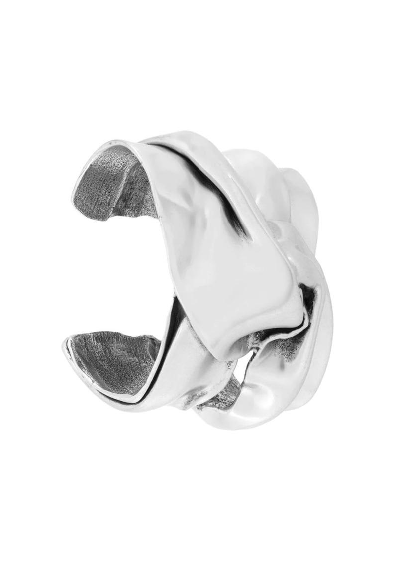 Saint Laurent Drapee bracelet