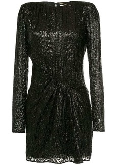 Saint Laurent fitted party dress