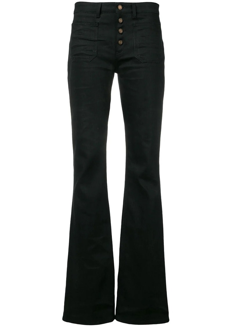 Saint Laurent flared jeans