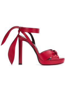 Saint Laurent Hall sandals