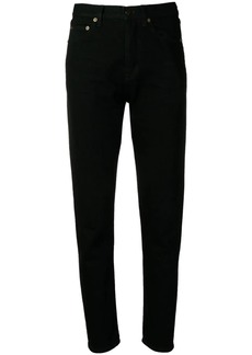 Saint Laurent high-rise slim-fit jeans