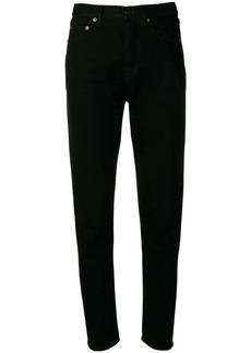 Saint Laurent high-rise slim-fit jeans