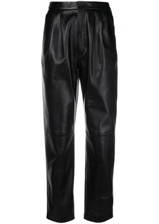 Saint Laurent high waist trousers