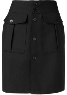 Saint Laurent high-waisted skirt