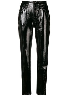 Saint Laurent high-waisted trousers