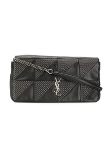 Saint Laurent Jamie studded shoulder bag