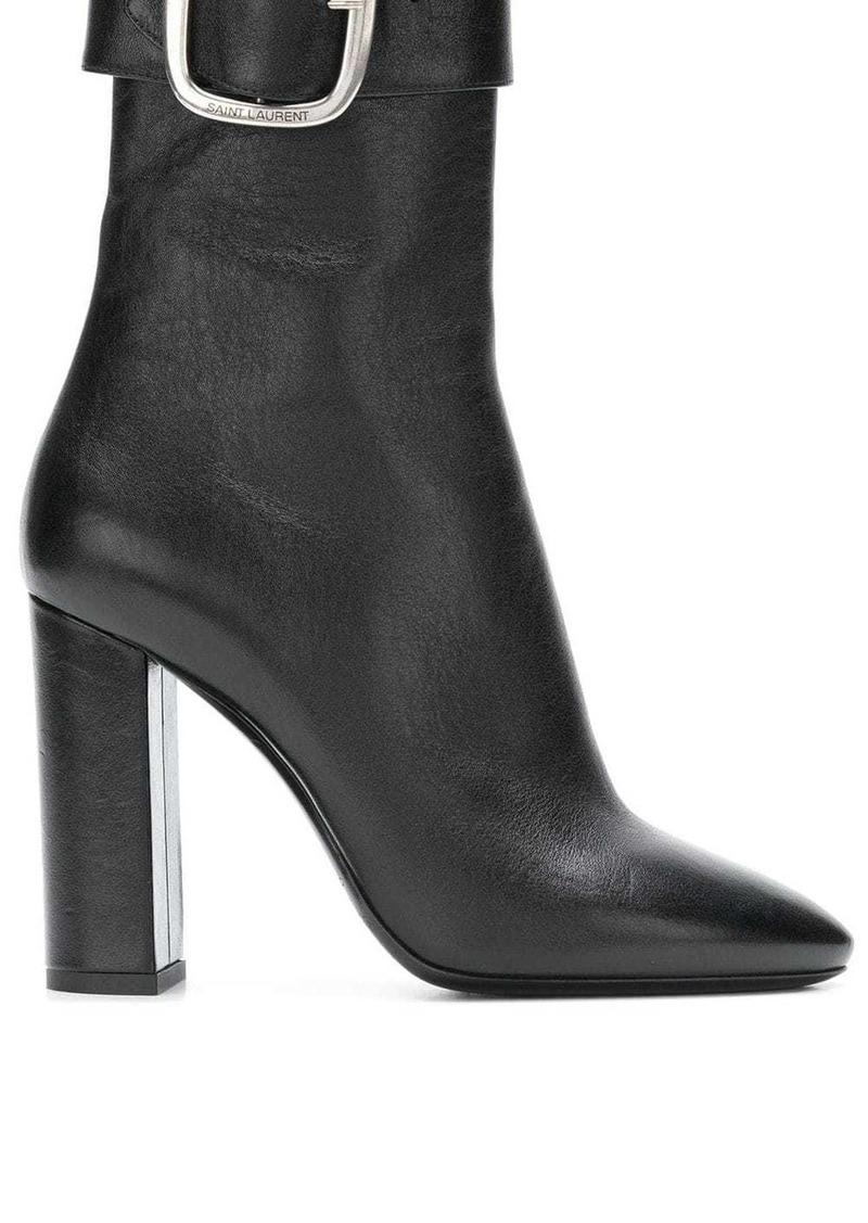 Saint Laurent Joplin 105mm ankle boots