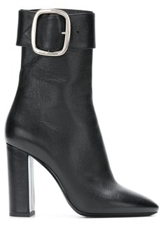 Saint Laurent Joplin 105 ankle boots