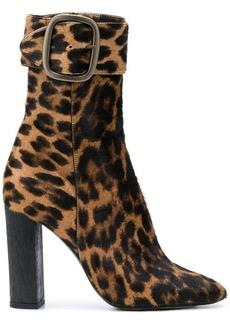 Saint Laurent Joplin 105 ankle boots