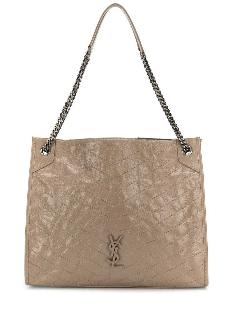 Saint Laurent large Niki shopping tote