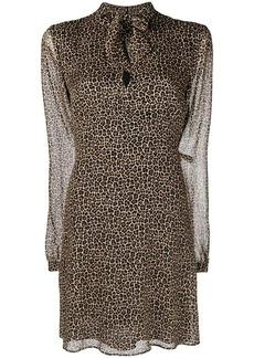 Saint Laurent lightweight mini dress