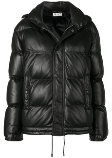 Saint Laurent loose padded jacket