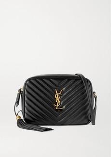 Saint Laurent Lou Medium Quilted Leather Shoulder Bag