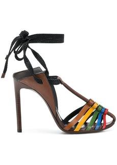 Saint Laurent Majorelle 105 sandals