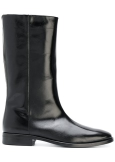 Saint Laurent Matt boots