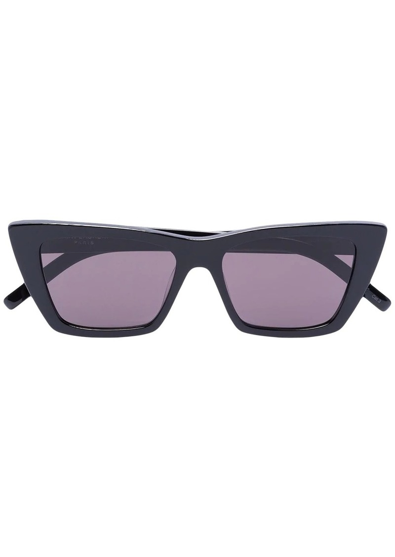 Saint Laurent Mica cat-eye sunglasses