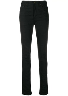 Saint Laurent mid-rise skinny denim jeans