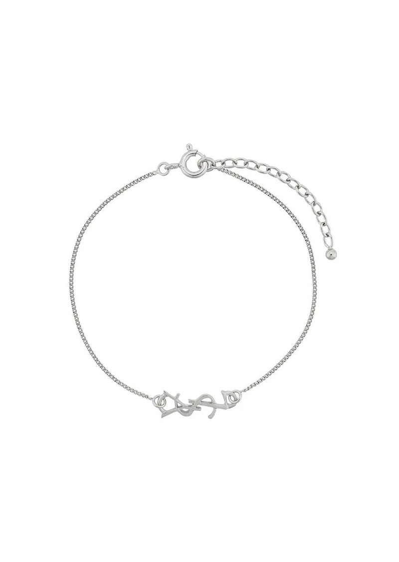 Saint Laurent Monogram bracelet