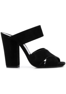 Saint Laurent Oak mule-style sandals