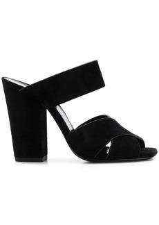 Saint Laurent Oak mule-style sandals