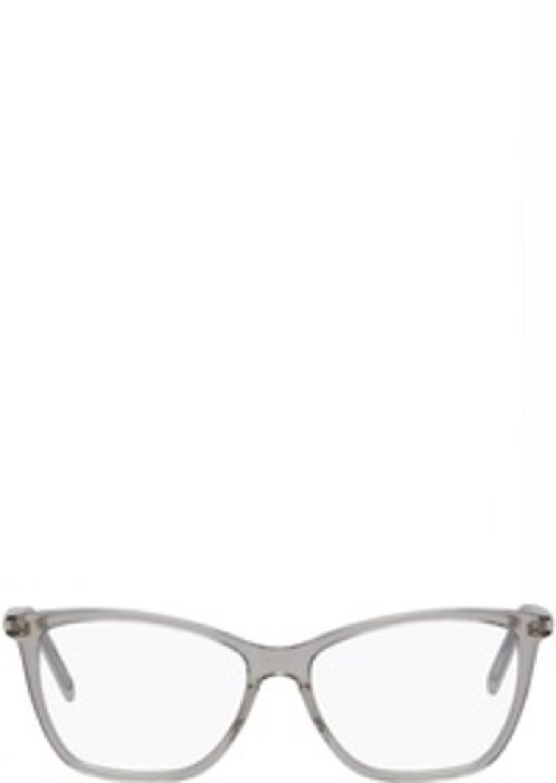 Saint Laurent Off-White SL 259 Glasses