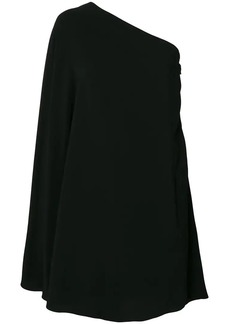 Saint Laurent one-shoulder dress