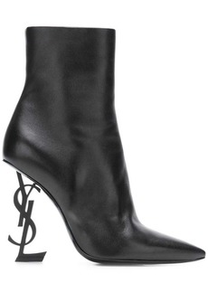 Saint Laurent Opyum 110 ankle boots