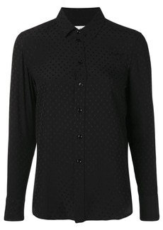 Saint Laurent Paris collar pineapple shirt