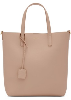 Saint Laurent Pink Toy North South Tote Bag