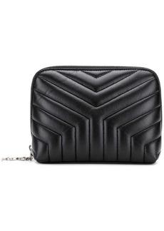 Saint Laurent quilted purse