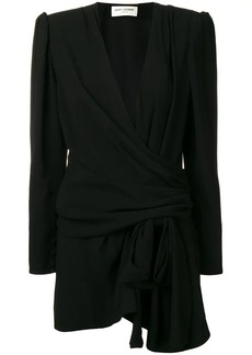 Saint Laurent Sablet mini dress