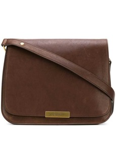 8bc8b9fe90 Saint Laurent Saint Laurent Medium Nubuck Envelope Chain Bag