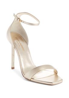 Saint Laurent Amber Ankle Strap Stiletto Sandal (Women)