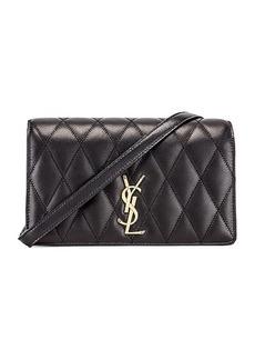 Saint Laurent Angie Crossbody Bag