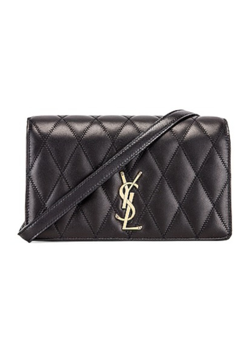 Saint Laurent Angie Crossbody Bag