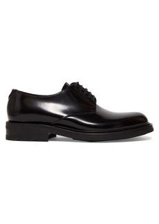 Saint Laurent Army patent-leather derby shoes