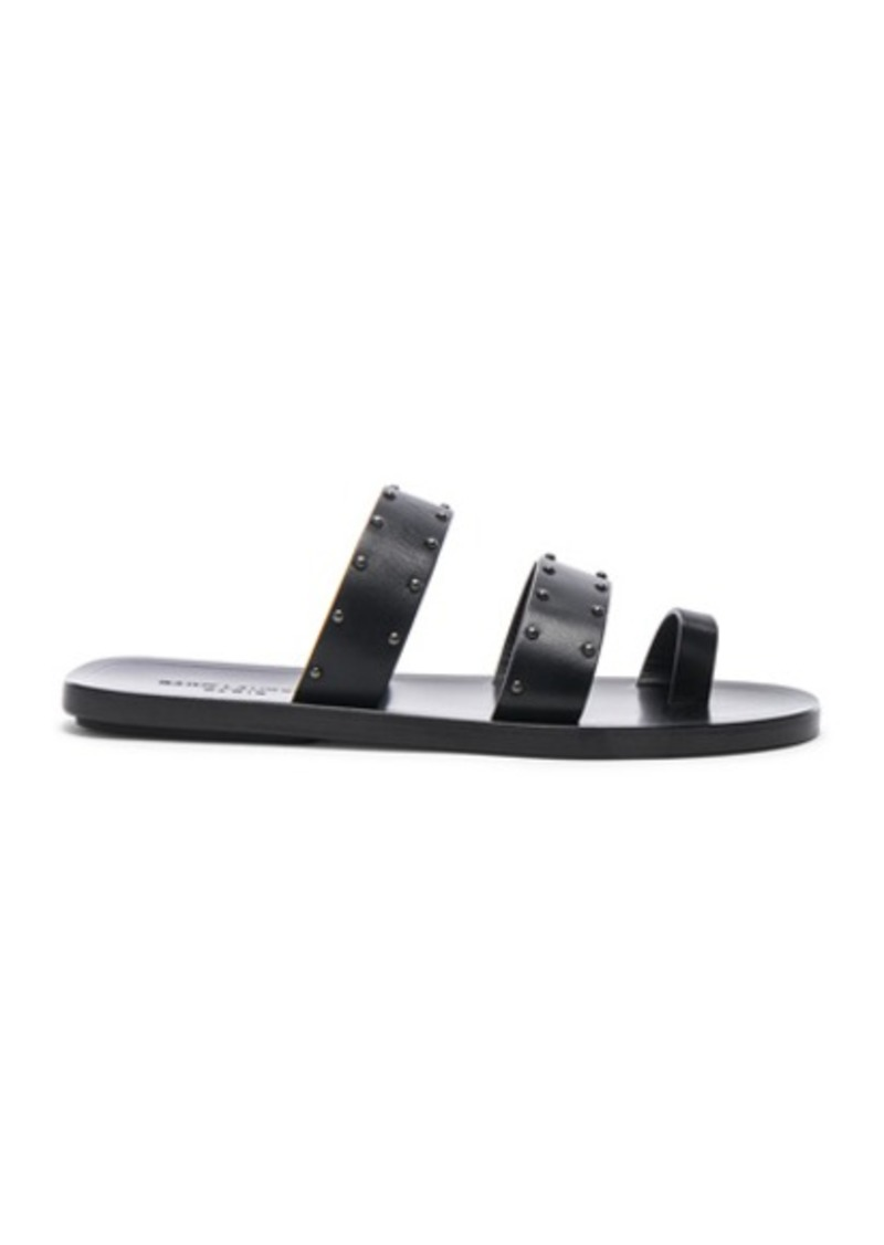 Saint Laurent Ashton Stud Sandals