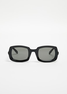 Saint Laurent Beveled Sunglasses