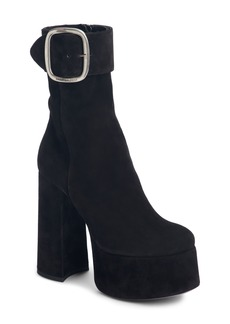 Saint Laurent Billy Platform Boot (Women)