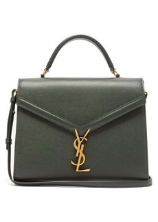 Saint Laurent Cassandra leather shoulder bag