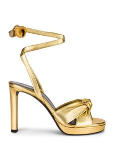 Saint Laurent Hall Bow Heel