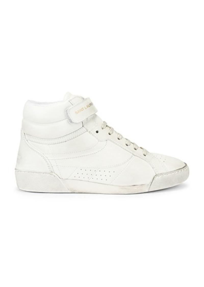Saint Laurent High Top Sneaker