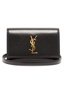 Saint Laurent Kate leather belt bag