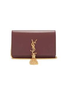 cd869e89 Saint Laurent Kate monogram leather cross-body bag