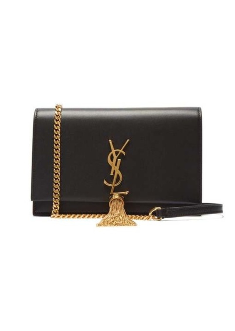 Saint Laurent Kate tasselled leather cross-body bag