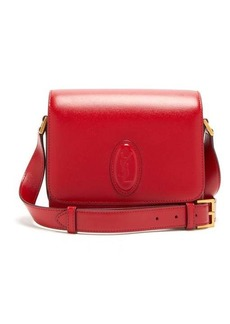 Saint Laurent Le 61 small leather cross-body bag
