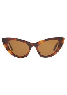 Saint Laurent Lily cat-eye sunglasses