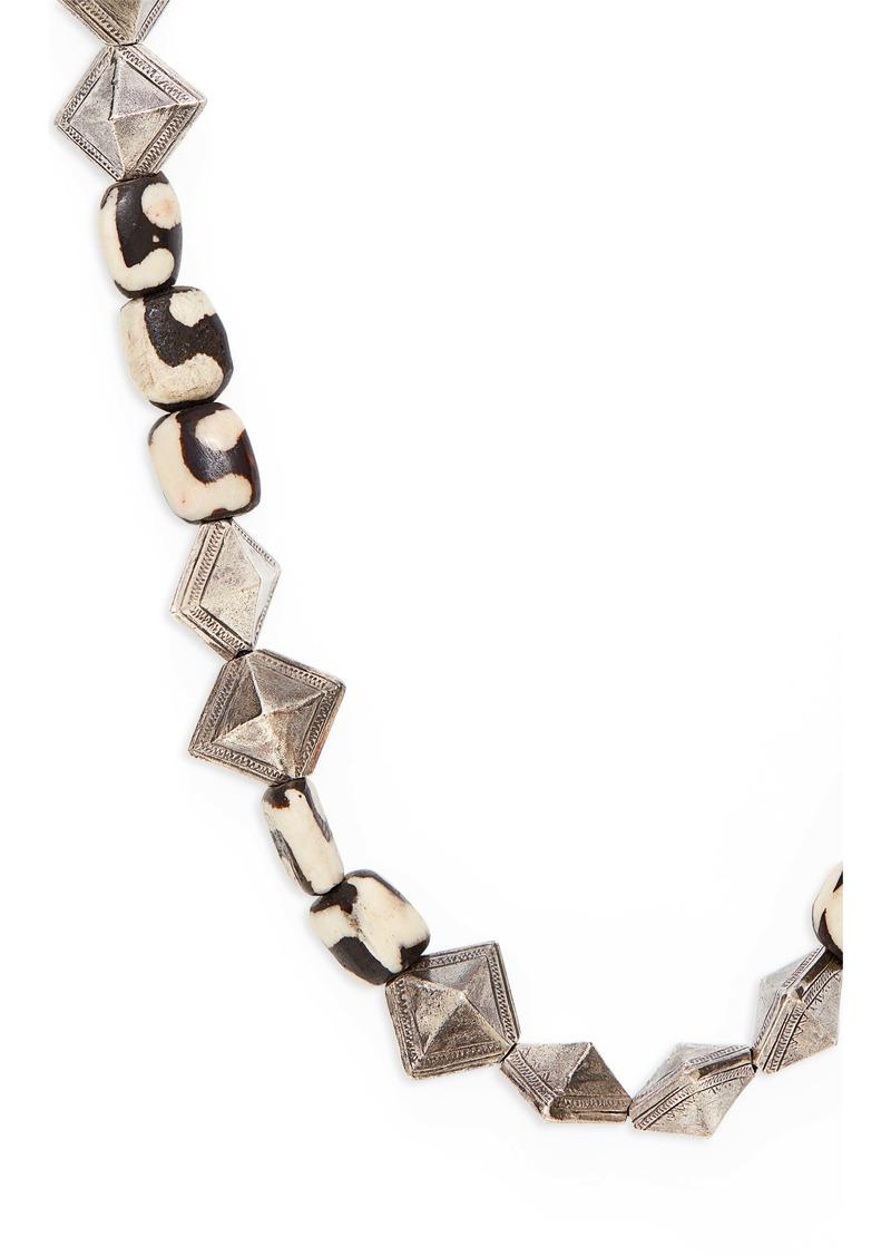 Saint Laurent Long Necklace