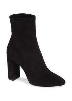 Saint Laurent Lou Almond Toe Boot (Women)