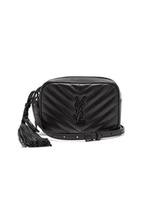 Saint Laurent Lou chevron-quilted leather belt bag
